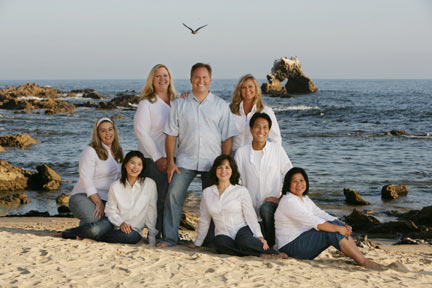 Dr. Mark George Prosthodontist and Staff